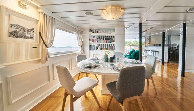 La Perla Charter Yacht - 7