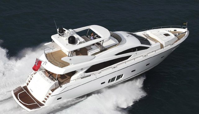 Seas the Day Charter Yacht - 3