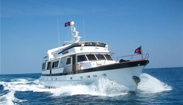 Summer Song Charter Yacht