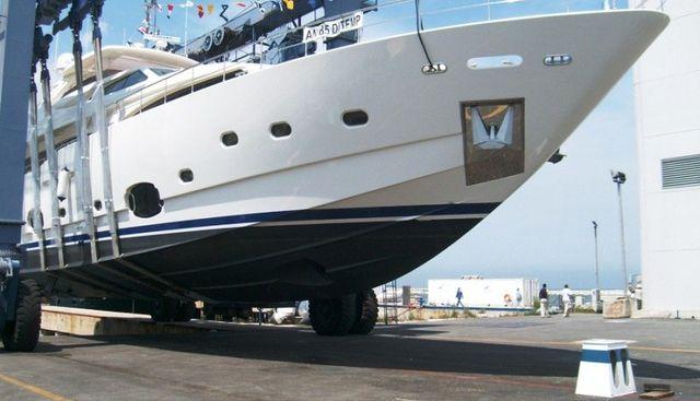 Papirus Charter Yacht