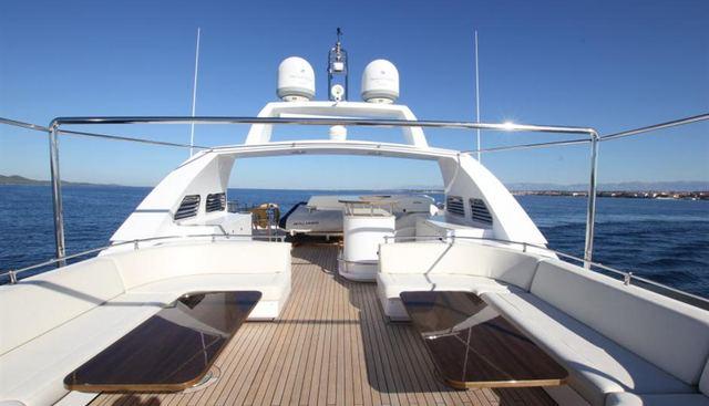 Adamo Charter Yacht - 3