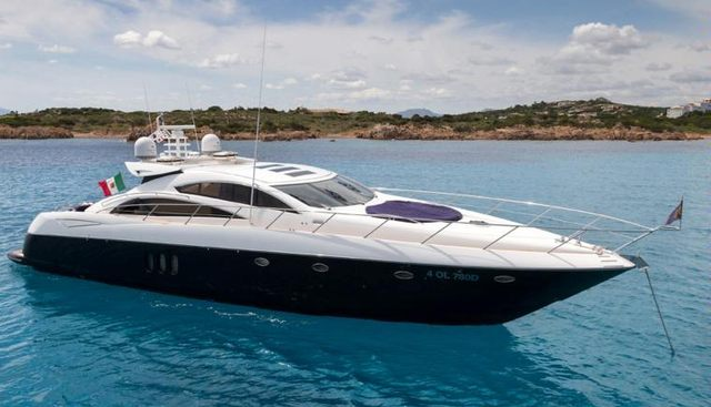 Aspire of London Charter Yacht