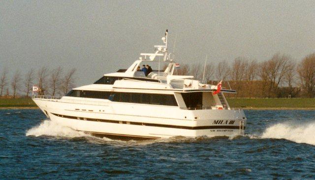 Mila III Charter Yacht - 2