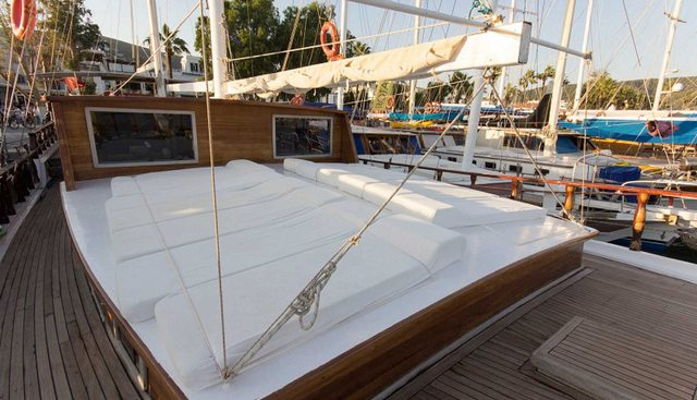 Harmonia Charter Yacht - 3