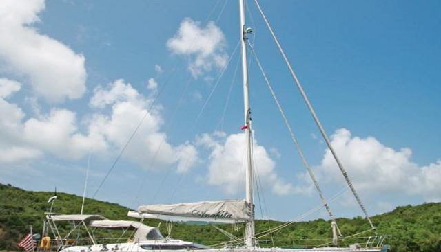 Anahita Charter Yacht