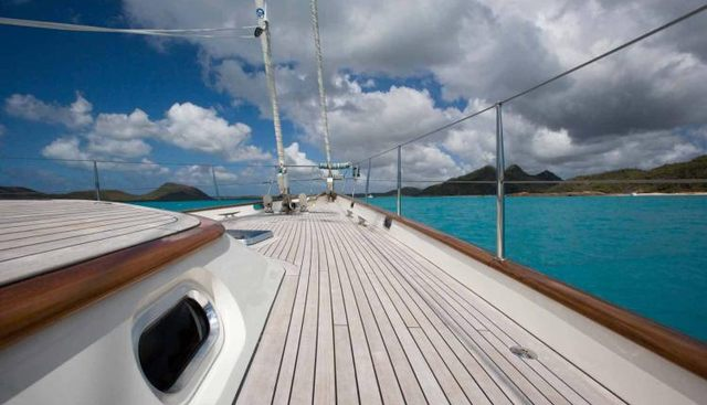 Whirlwind Charter Yacht - 3