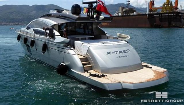 X-TREM Charter Yacht