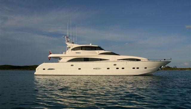 Crazy Love Charter Yacht - 2