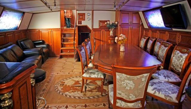 Lady Katrina Charter Yacht - 5