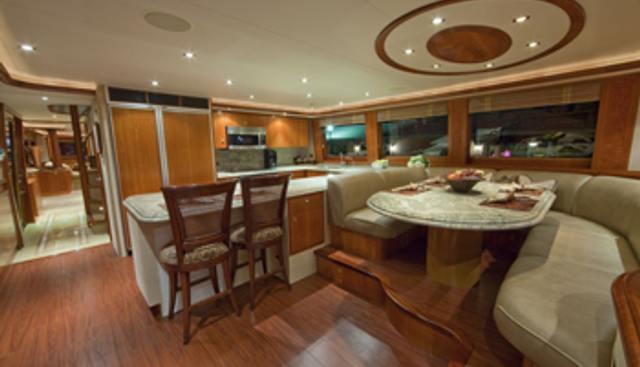 Alicia Charter Yacht - 5