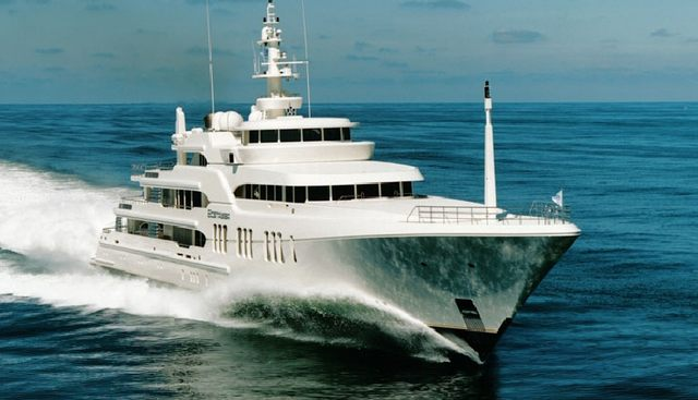 Ecstasea Charter Yacht