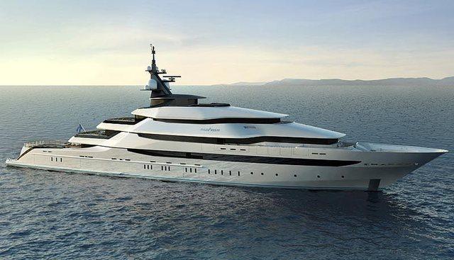 Amore Vero Charter Yacht