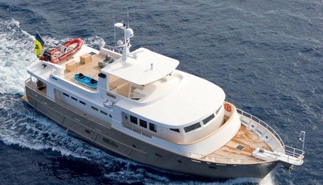 Akissi Charter Yacht - 2