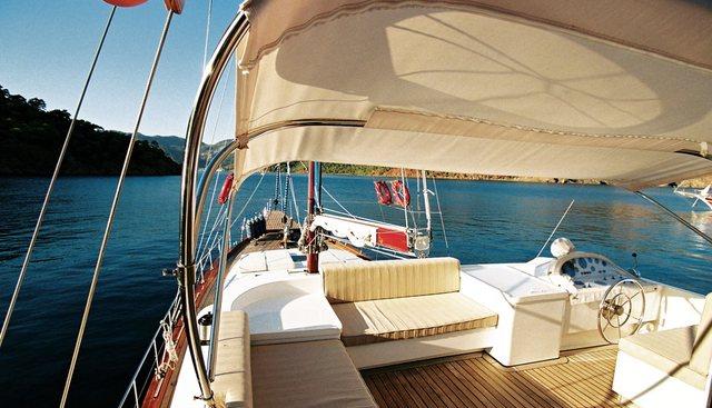 Serenity 70 Charter Yacht - 2