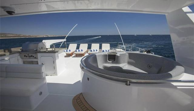 Bus Pass Charter Yacht - 5