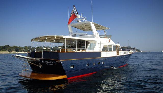 Rhodes Island Charter Yacht - 4