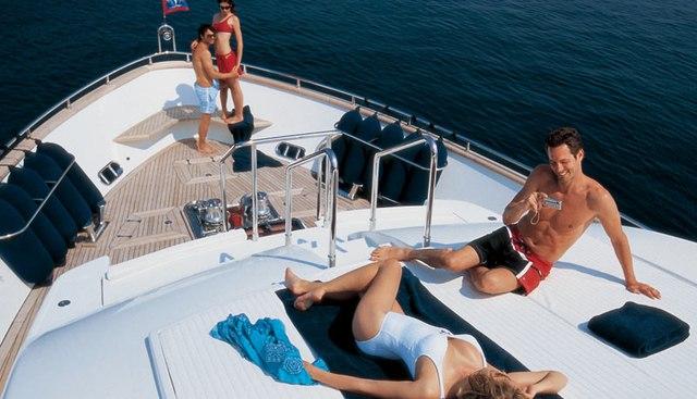 Hunter Charter Yacht - 3