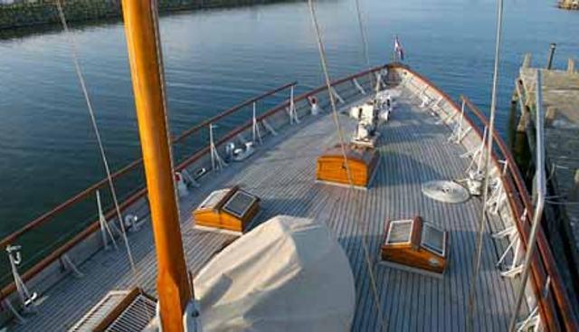 Atalanta J Charter Yacht - 2