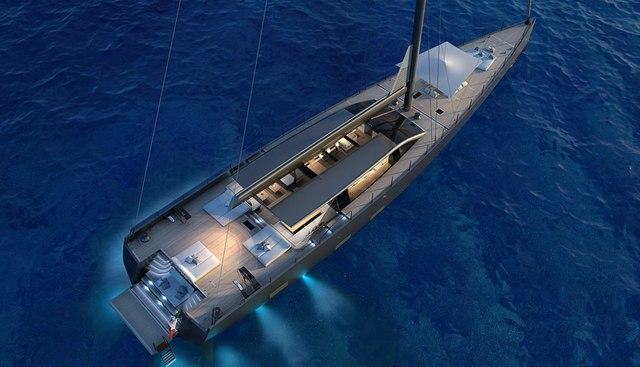42M E-Volution #1 Charter Yacht - 2
