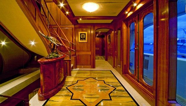 Lady Anastasia Charter Yacht - 8