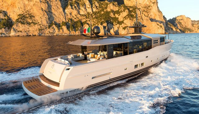 Boom Shakalaka Charter Yacht