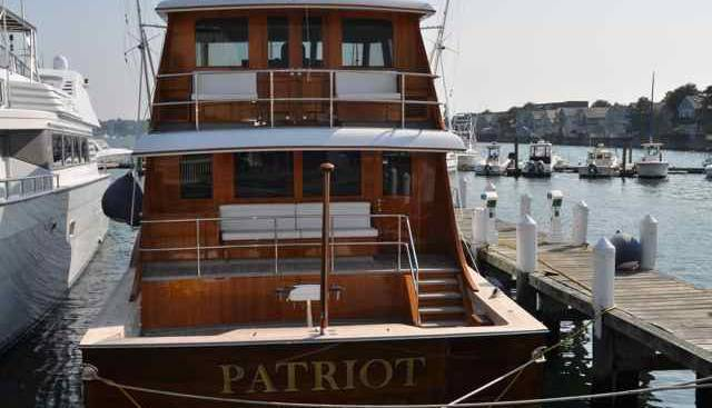 Patriot Charter Yacht - 4