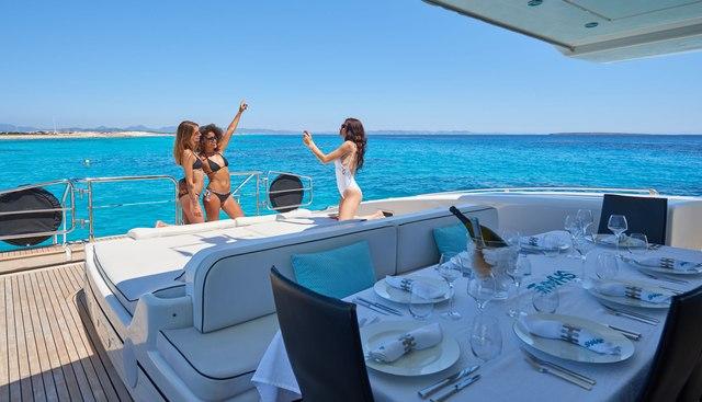 Shane Charter Yacht - 5