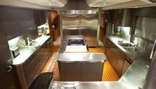 Seychelle Charter Yacht - 8