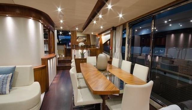 Oasis Charter Yacht - 7