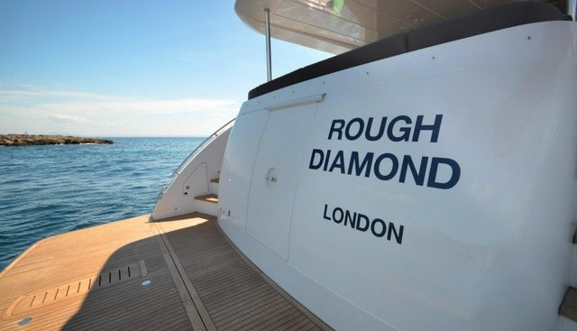 Rough Diamond Charter Yacht - 5
