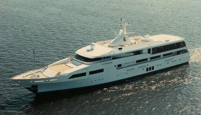 Le Pharaon Charter Yacht - 2