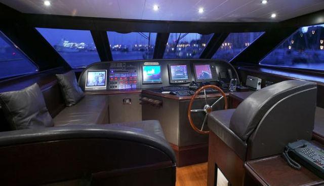 Benetti Navetta 82 Charter Yacht - 5