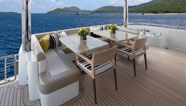 Sugaray Charter Yacht - 6