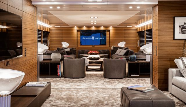 Silver Fast Charter Yacht - 6
