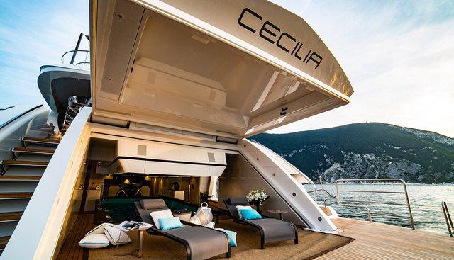 Cecilia Charter Yacht - 5