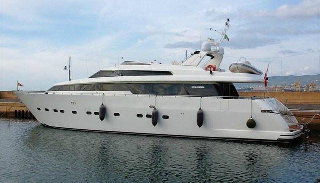 Lady Eliza Charter Yacht