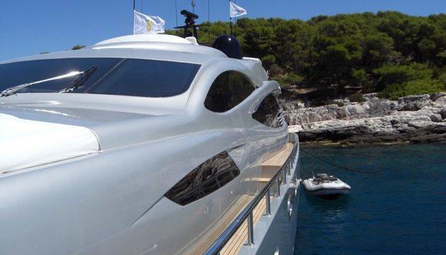 La Cima III Charter Yacht - 2