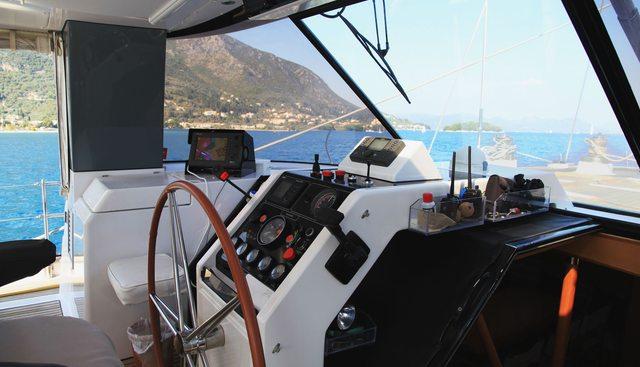 Centurion Charter Yacht - 8