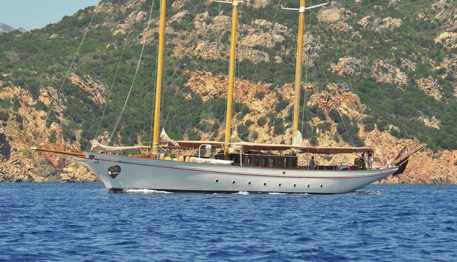 Yanika Charter Yacht