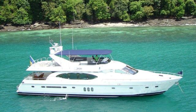 JoJo Charter Yacht