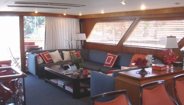Alicia Charter Yacht - 4