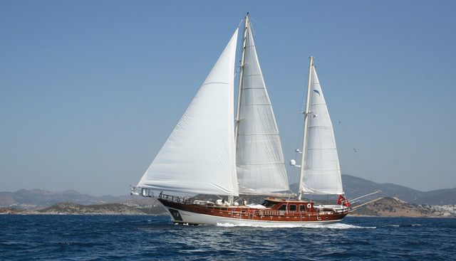 White Goose Charter Yacht