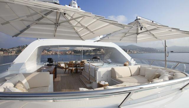 Kathleen Anne Charter Yacht - 2