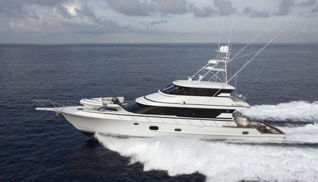 Grand Legacy Charter Yacht - 6