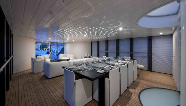 Ocean Pearl Charter Yacht - 8