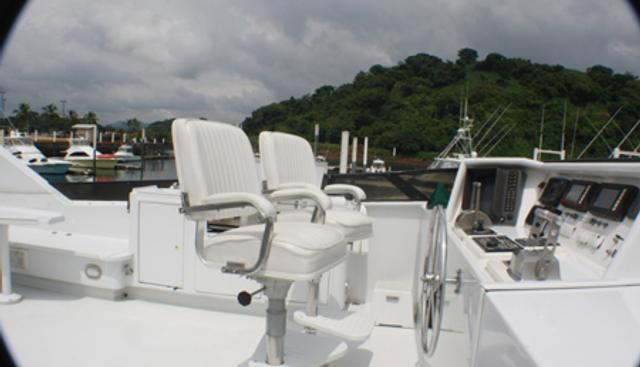 Turnin' Left Charter Yacht - 2