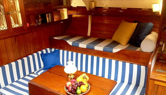 When and If Charter Yacht - 8