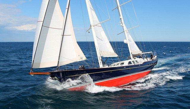 Sila Sibiri Charter Yacht