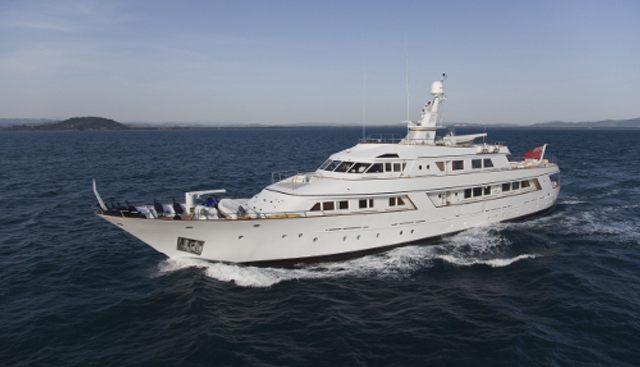 Sirahmy Charter Yacht