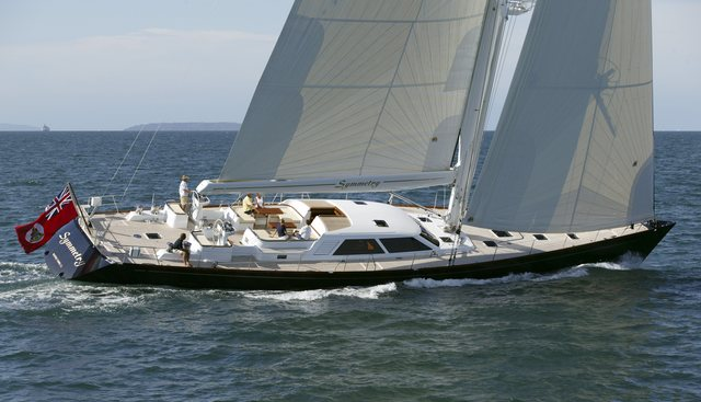 Symmetry Charter Yacht